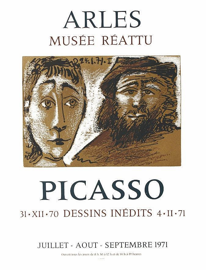 PICASSO PABLO  Picasso     1970