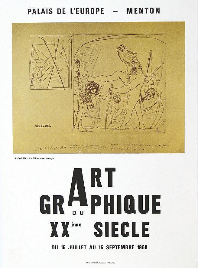 PICASSO PABLO  Picasso     1969