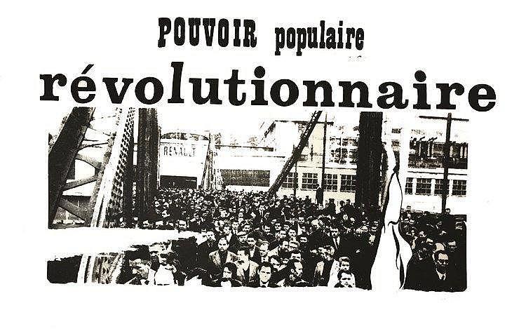 Révolutionnaire - Pouvoir Populaire 1968