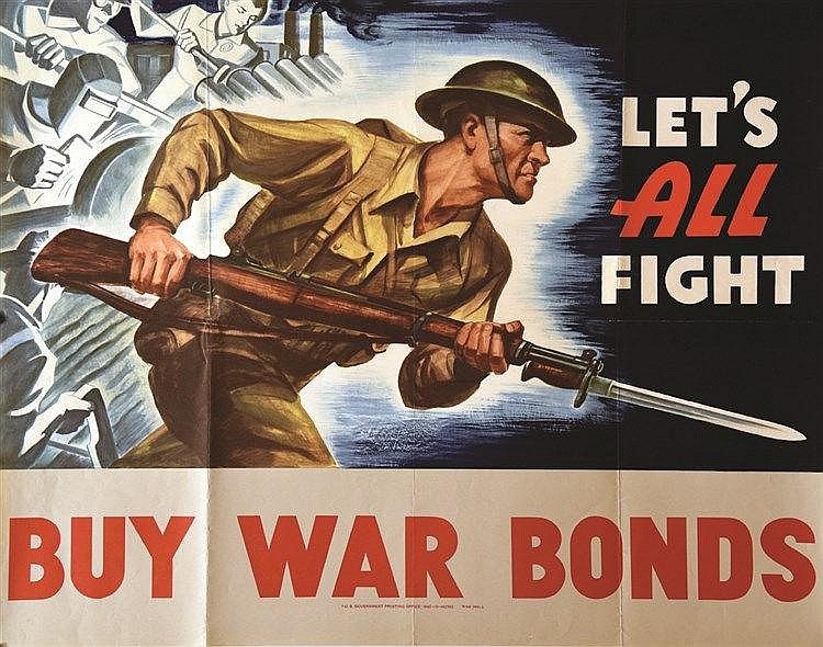 Let's all fight     1942