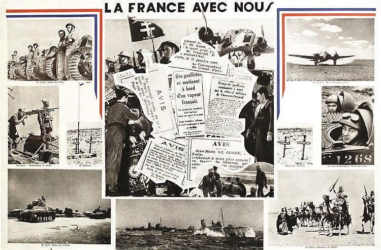 La France avec Nous     1941
