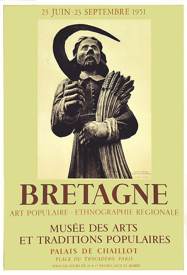 Bretagne art populaire mus e des arts traditions populaire for Arts populaires