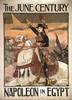 Napoleon in Egypt The June Century 1895, Eugene Grasset, €120