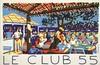 Le Club 55 - St Tropez - Ramatuelle -  Plage de Pamplone     1996, François Boisrond, €480