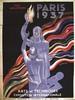 Exposition de Paris 1937 1937, Leonetto Capiello, €800