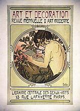 Art et Décoration vers 1900