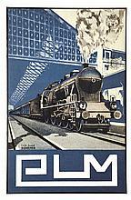 PLM ( Côte d'Azur) vers 1930