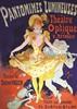 Pantomines Lumineuses - Théâtre Optique de E. Reynaud 1892, Jules Cheret, €1,200