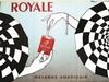 Royale vers 1950, Bernard Villemot, €160