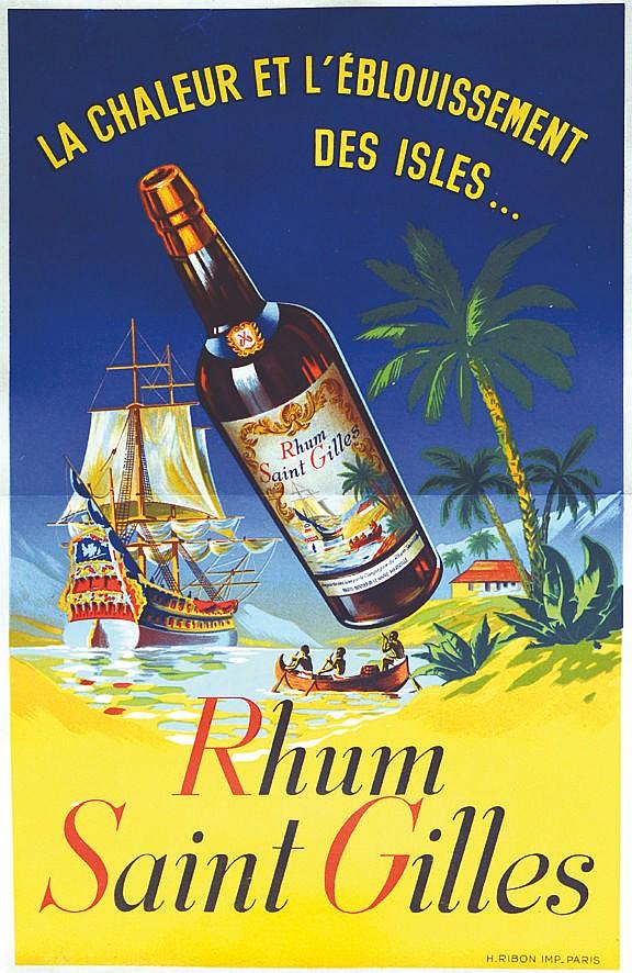 Rhum saint gilles marseille bouches du rh ne for Bouches du rhones