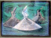 Ahmad Mouallah - Untitled