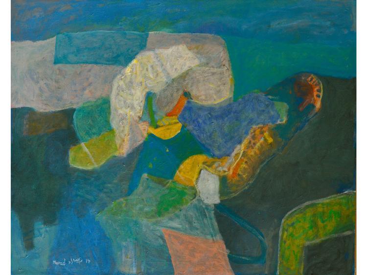 Abdullah Murad - Untitled