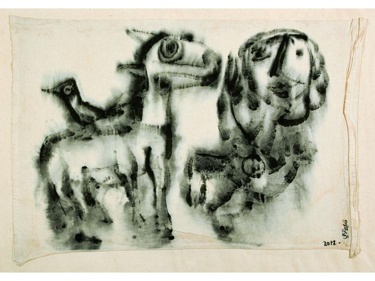 Fadi Yazigi - Untitled