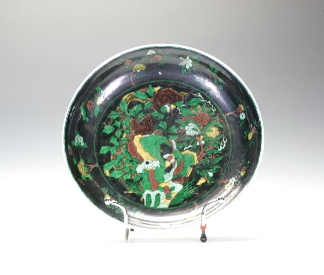 Large Porcelain Charger
