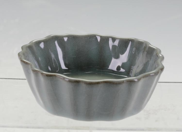 Celadon Water Pot