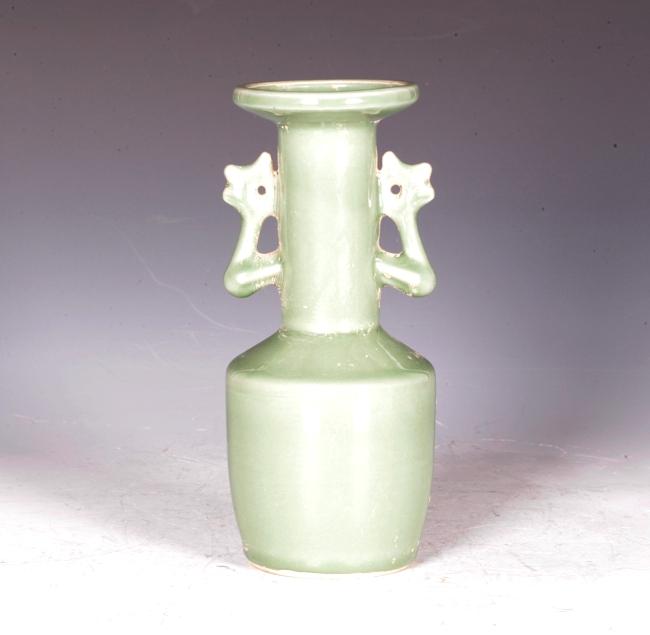 Celadon Chinese Pottery Vase