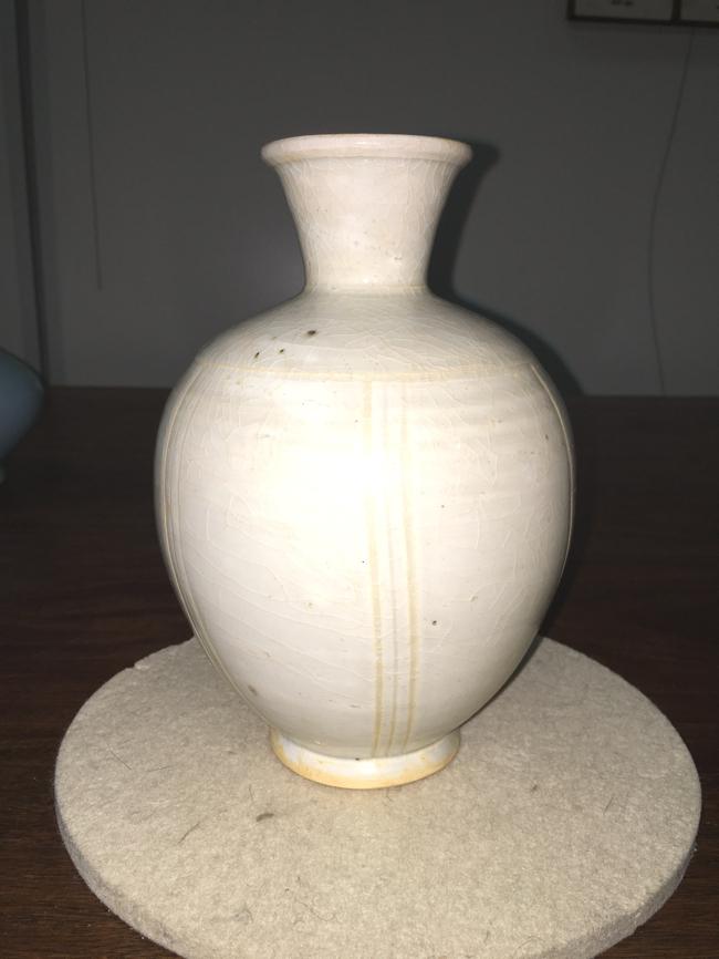 Ding Ware Bottle Vase