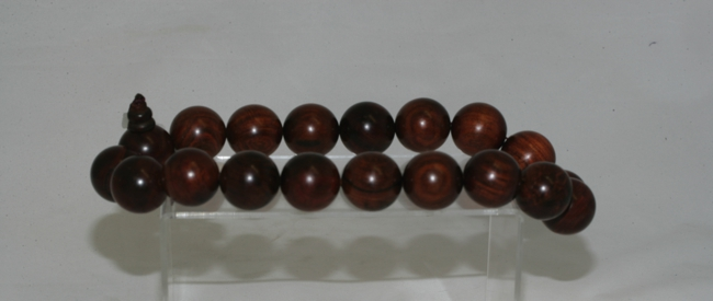 Hua Li Timber Necklace