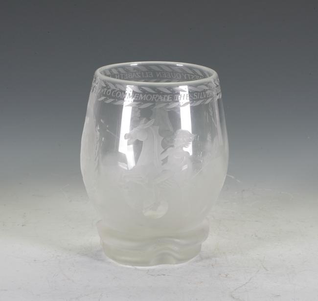 Commonwealth Glass Vase