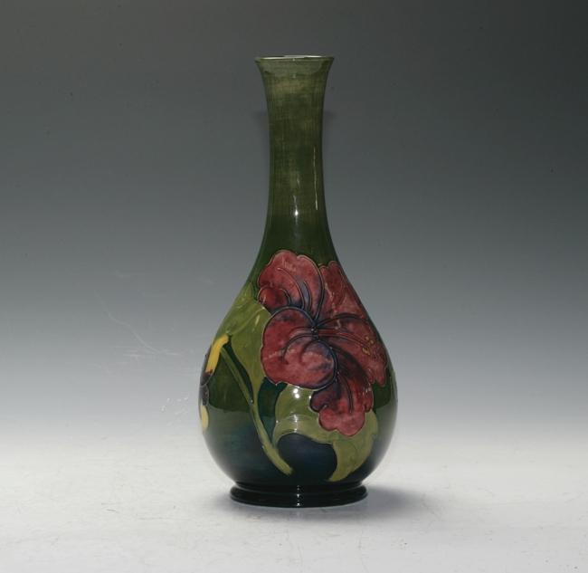 Moorcroft Oval Vase