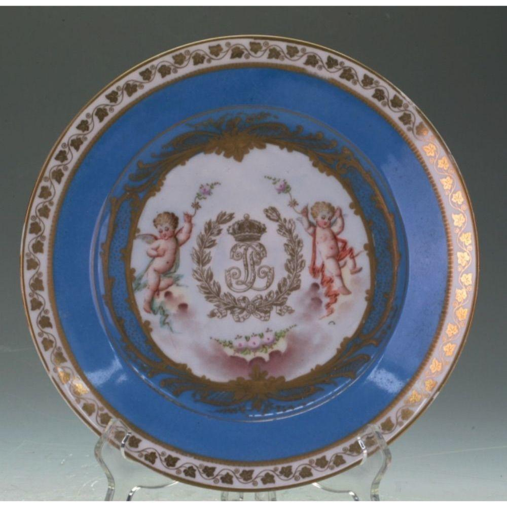 French Serves Plate