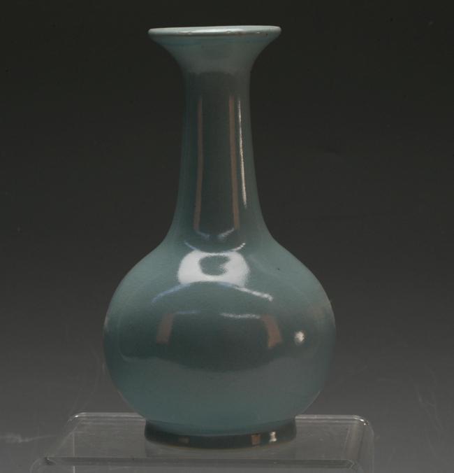 Chinese Lu Ware Vase