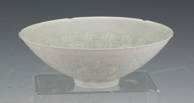 A Ding Ware Bowl