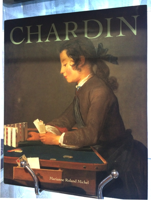 A French Book by Chardin