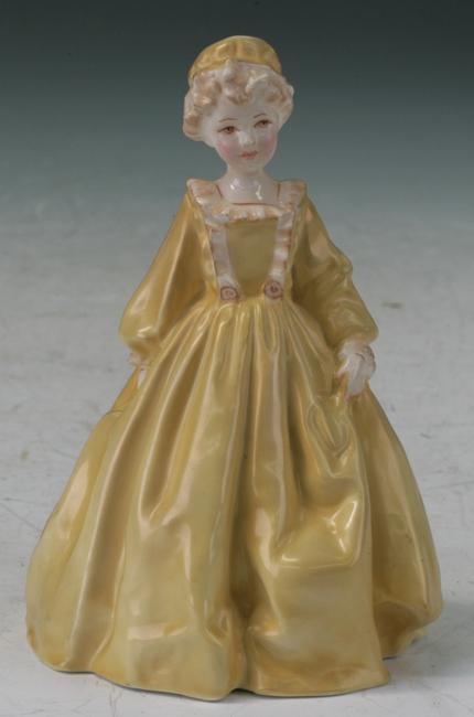 Royal Worcester Grandmother Dresses