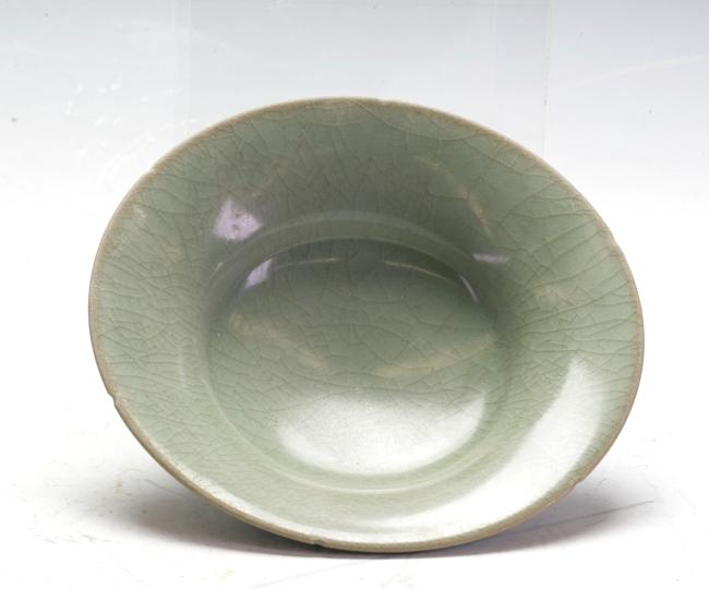 A Longquan shallow bowl