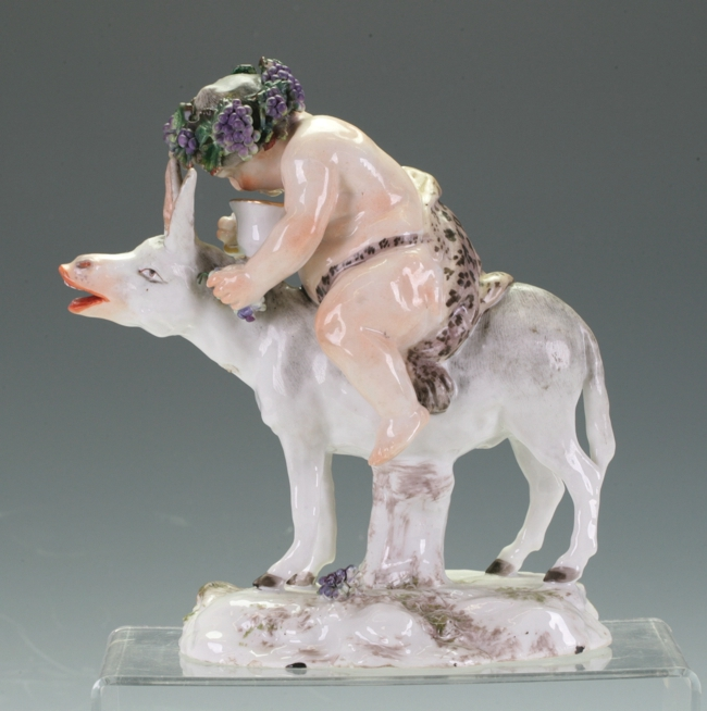 C19th Staffordshire figurine