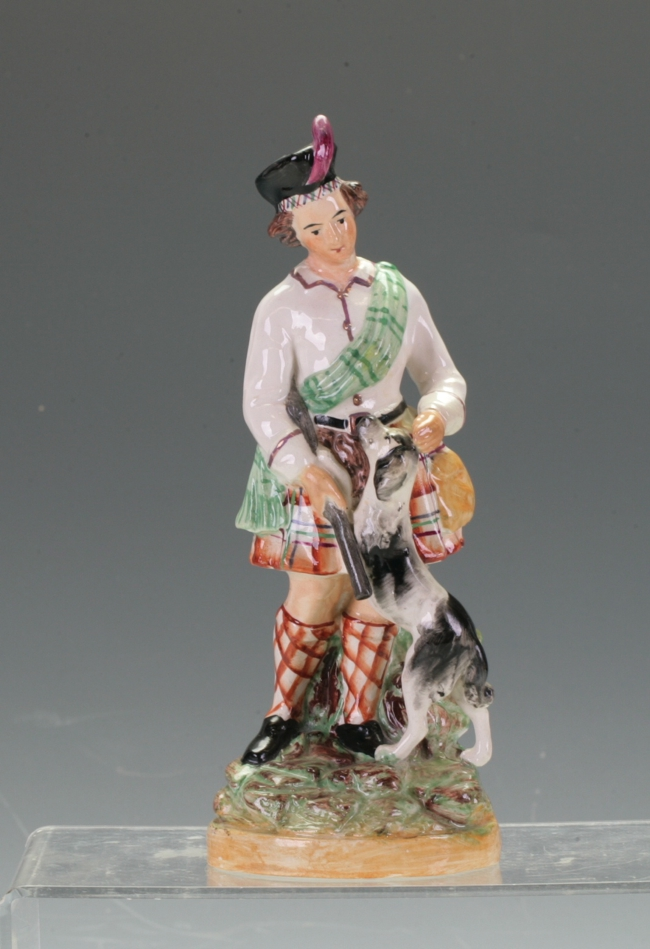 Paris figurine