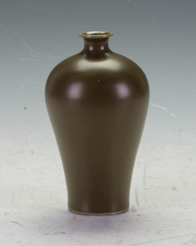 Chinese tea dust Vase