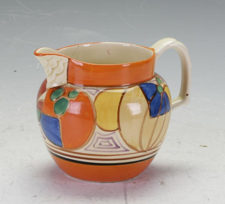 Clarice Cliff Milk Jug