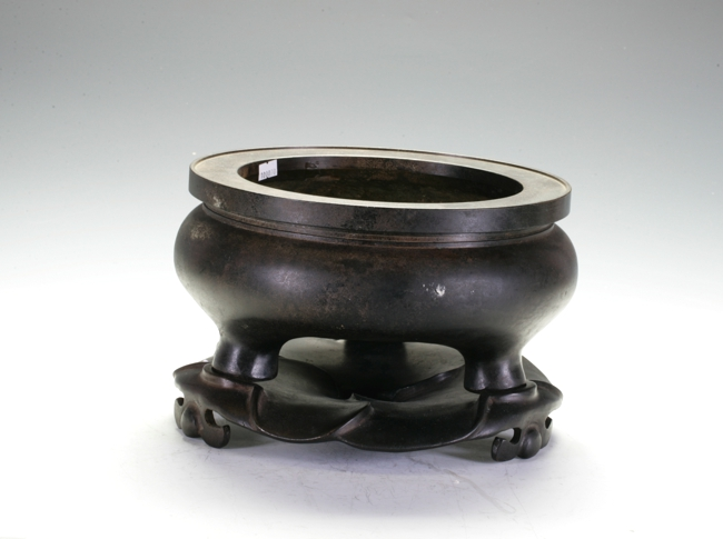 Very Large Bronze censer
