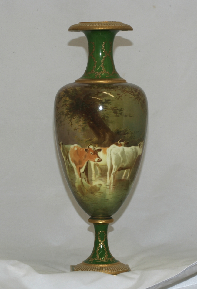 Very Large Royal Doulton Vase