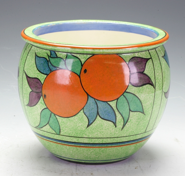 Clarice Cliff Pot