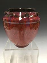 Chinese Flambe Jar