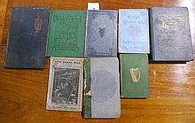 A Collection of Irish Literary & Poetry Books: My
