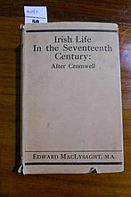 Irish Life in The Seventeenth Century after