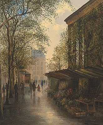 T. E. Pencke (French, b. 1929)