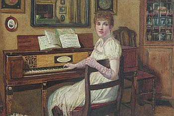 Frank Hobden (British, 1879-1930)