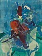 Joseph O'Sickey (American, b. 1918) Equestrian., Joseph O'Sickey, Click for value