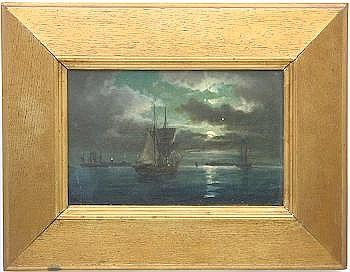 Carl Ludwig Bille (Danish, 1815 - 1898)
