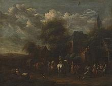 Attr: Barend Gaal (Dutch, 1635-1681)