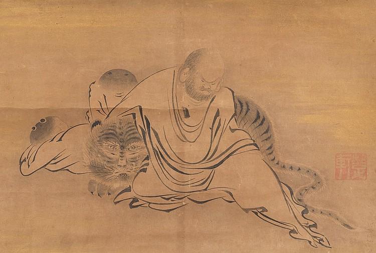 Kanō Sansetsu (Japanese 1589-1651)