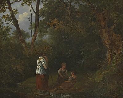 Attr: George Morland (British, 1763-1804)