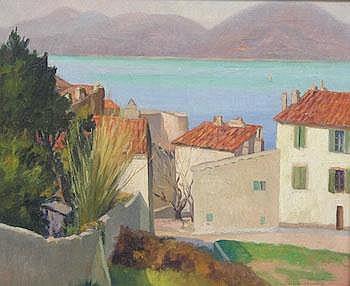 Alexander Warshawsky (American, 1887-1945)