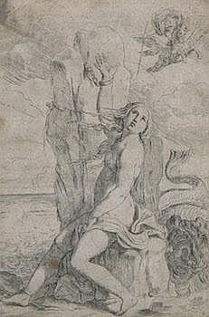Lorenzo Loli (Italian, 1612-1691): Perseus and
