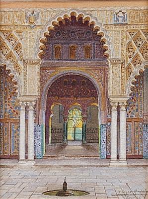 F. Liger Hidalgo (Spain, 1880-1945)